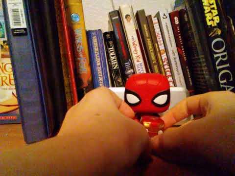 Captain America Civil War 4 pack Funko Pop