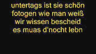 Trackhittaz - Wien bei Nacht Lyrics / Songtext