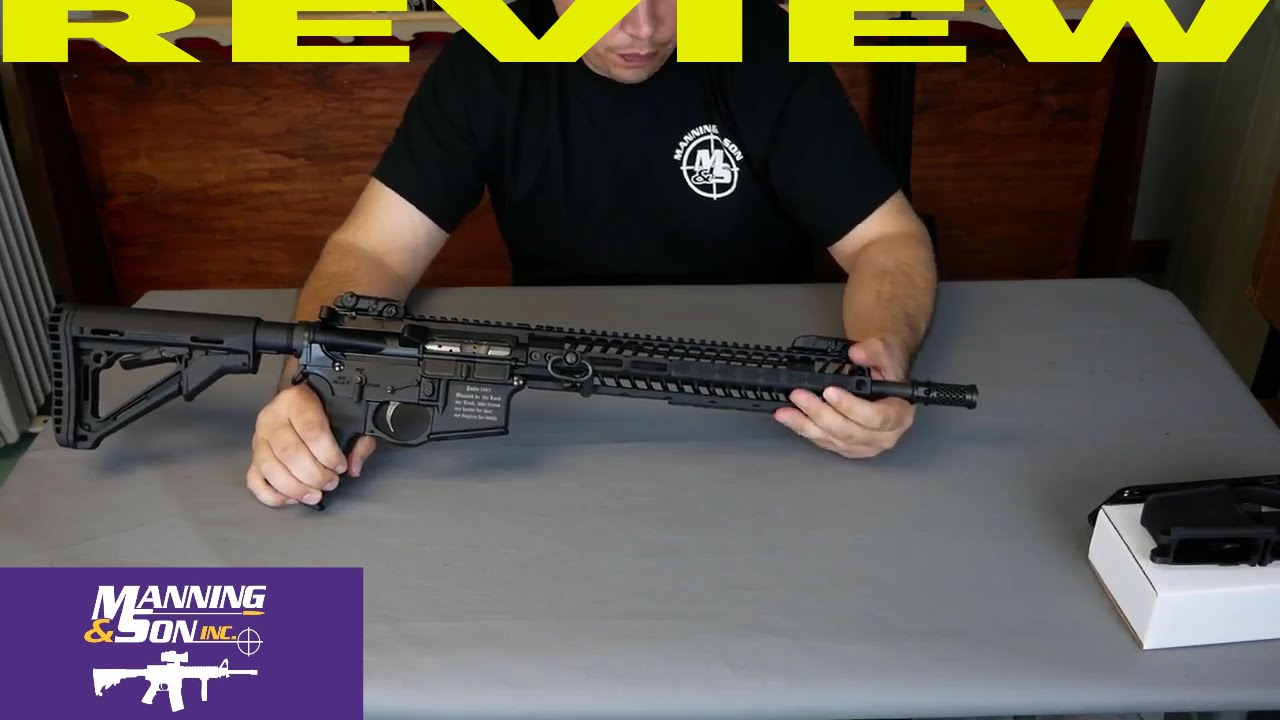 SPIKES TACTICAL CRUSADER REVIEW IN DEPTH SPIKE'S