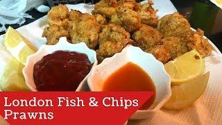 Gambar cover Crispy Prawn Fry Recipe || How To Fry Crispy Prawns At Home || Shrimp Fry Recipe At Home