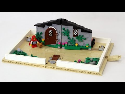 LEGO Pop-Up Book Ideas Project