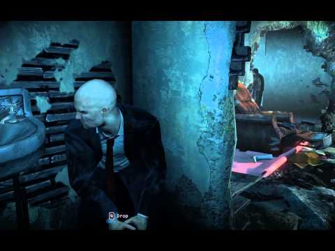Hitman: Absolution M5 - Perfect Assassin (Suit Only, No KO, Evidence) - [Hunter and Hunted]