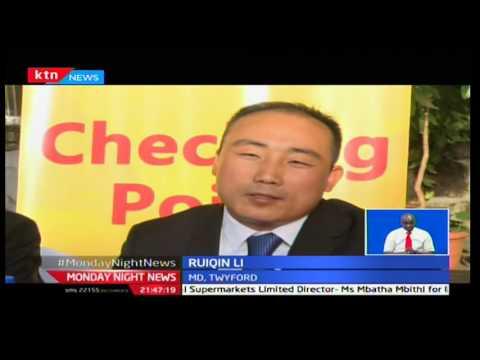 Monday Night News: Kenya's booming real estate brings Chinese ceramic firm Twyford Ceramics sets up