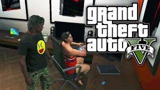 gta 5 thug life 47 stranger in my apartment gta v online