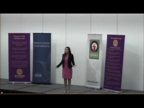 2016 Oratorical World Championships: Pacific Southeast District