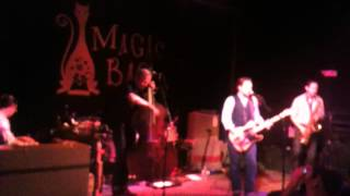 JD McPherson - Scratching Circles - Magic Bag Ferndale MI 10-11-12
