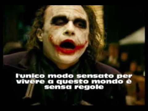 Frasi Mitiche Di Joker Youtube