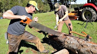 Japanese Saw V.S. Western Saw - Which Cuts Faster? thumbnail