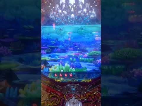 大海物語4withアグネス・ラム 前兆からの魚群
