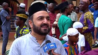 Eid ul Fitr celebrated in Nigeria