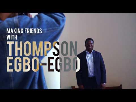 PRODUCT Toronto Making Friends with Thompson Egbo-Egbo