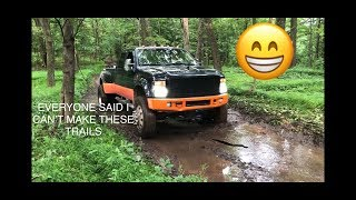 entering-my-lifted-f450-dually-in-a-toyota-8-mile-off-road-event-successful-outcome