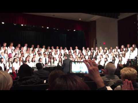 "LHS Chorus - ""Hallelujah"" (Leonard Cohen)"