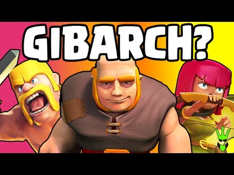 I'VE NEVER GIBARCHED BEFORE - GiBarch Event with Free Gems!! - Clash of Clans - TH8 Farming