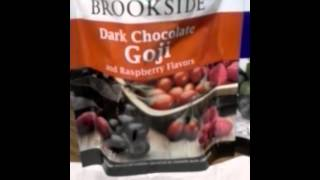 Dark Chocolate Goji  Raspberry Acai Blueberry Yum