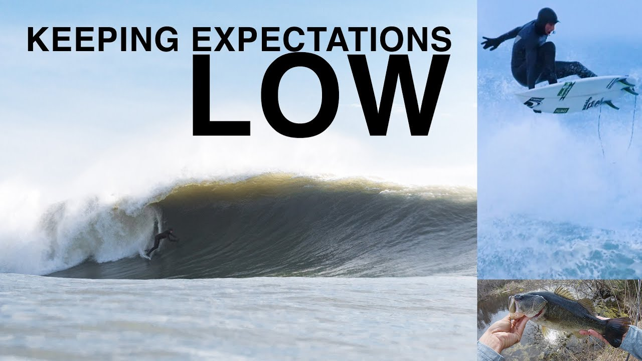 Keeping Expectations LOW | Barrels, Bass, & Unboxings!