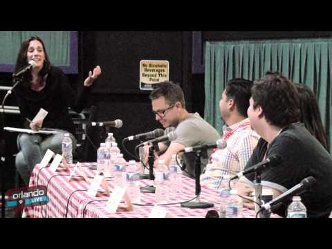 Orlando LIVE - Florida Film Festival 2012 - Filmmaker Forum