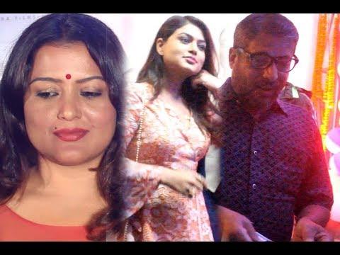 रेखाको रुद्रप्रियामा छबि र सिल्पा पुगेपछि - प्रिमियरको माहोल || Rekha's Movie Rudrapriya Premere