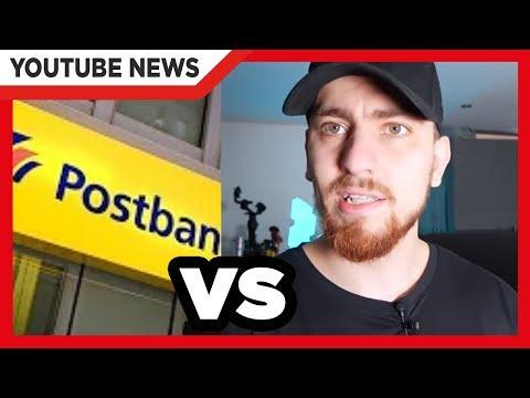 Mois VS Postbank | Konto Kündigung