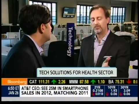 ZocDoc CEO Cyrus Massoumi on Bloomberg West
