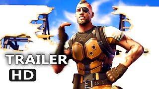 PS4 - Fortnite Battle Royale: Saison 4 Battle Pass Trailer (2018)