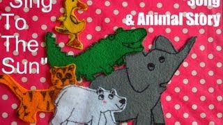 Animal Story and Song - for young kids