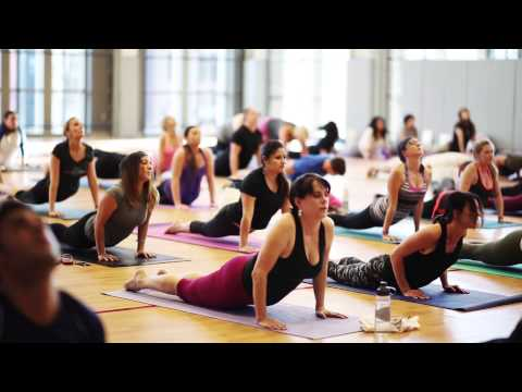 Yoga Event at The Gym