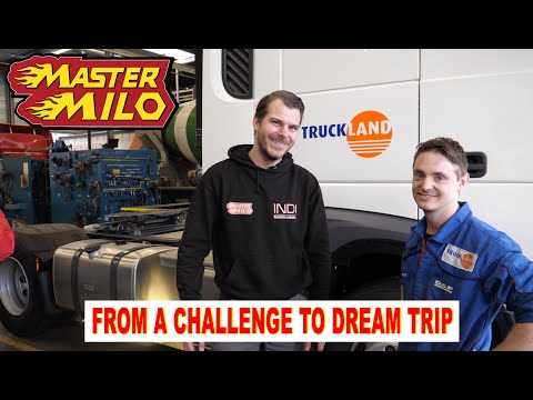 From challenge to dream trip