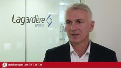 Stephen Marsden, Executive Vice President, Global Partnerships Team, Lagardère Sports
