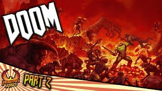 """Doom 2016 Part 2 """"Know Your Enemy"""""""