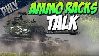 AMMO RACKS TALK! - M103 ONE SHOT KILLS - ( War Thunder Tanks Gameplay)