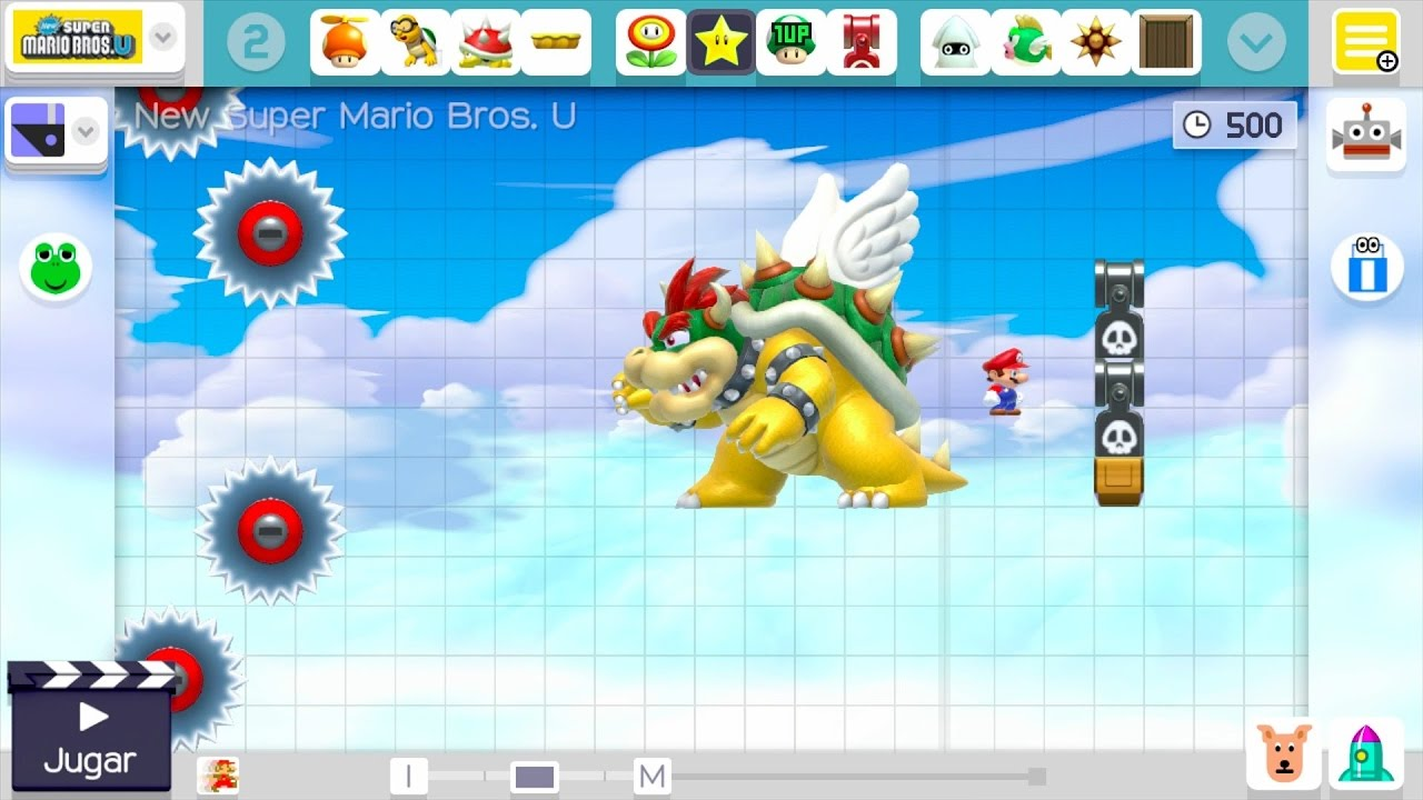 super mario maker apk nintendo 3ds