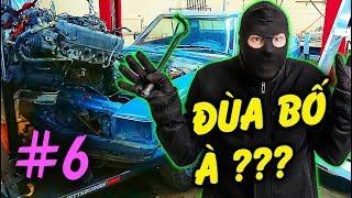 THIEF SIMULATOR #6: THẰNG LÀM GAME, BỐ LẠY MÀY =))))) Kênh sửa xe à ???