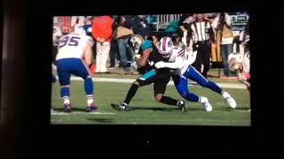 Micah Hyde Injured | Bills Vs Jaguars | NFL