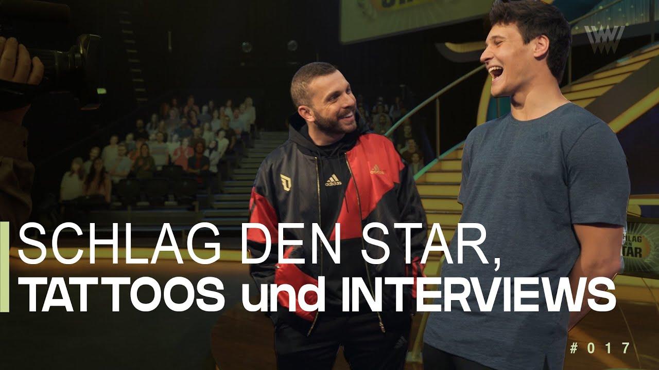 SCHLAG DEN STAR und TATTOO-INTERVIEWS  [Wincent Weiss Album-VLOG #017]