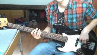 [Bass Cover] Young Folks- Peter, Bjorn & John