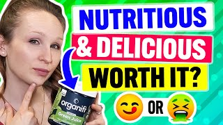Organifi Review: Superfood Blends For AllDay Nutrition Any Good? (Taste Test)