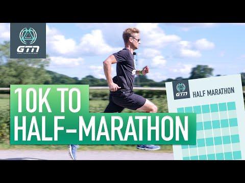 How To Run A Half Marathon | 10k To Half-Marathon Training Run Plan