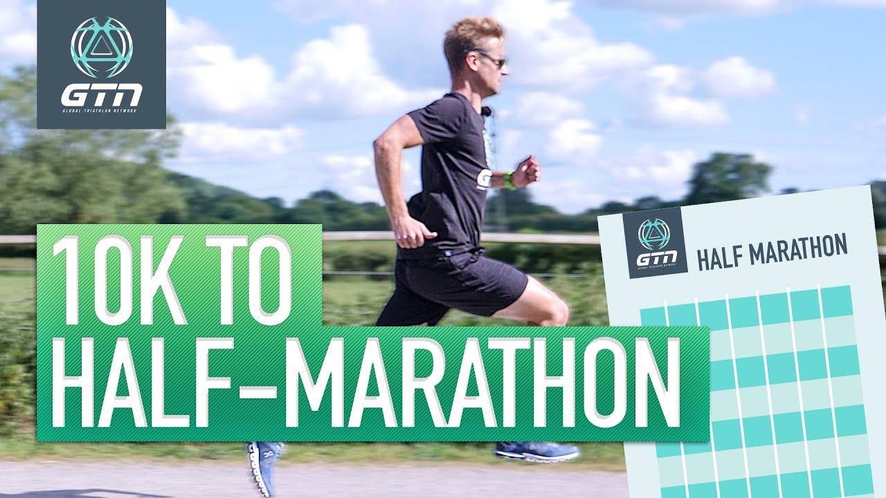 Marathon running plans