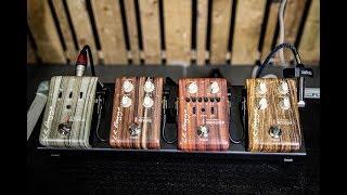 L.R. Baggs Align Series acoustic pedals - Acoustic Review