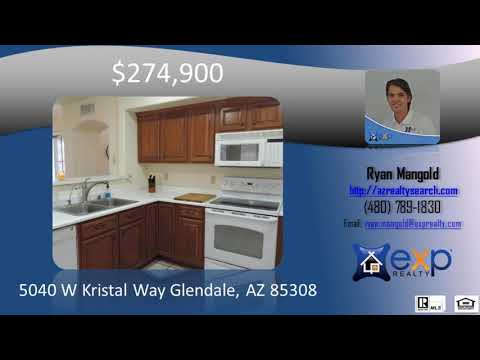 3 bed 2.5 bath Glendale AZ homes for sale with a pool