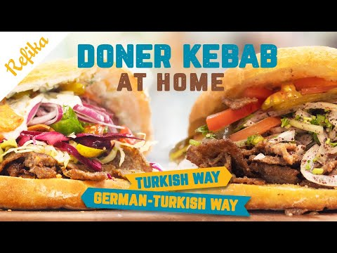 Yes, You Can Make Doner Kebab At Home!