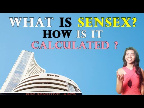 What is Sensex? How is it calculated ? EP9