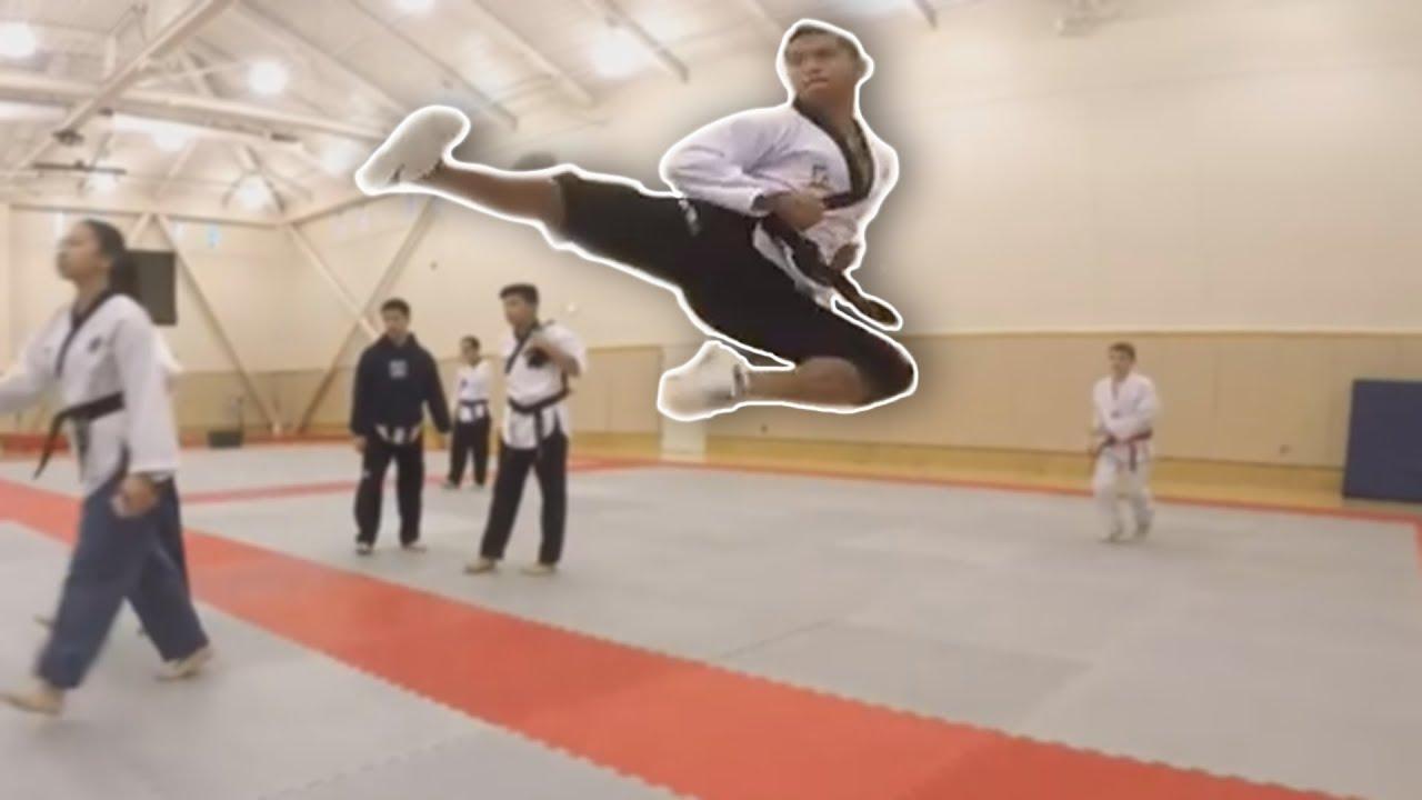 Insane Taekwondo Skills 2017