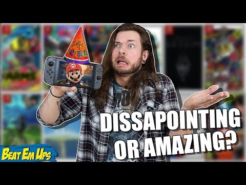 Nintendo Switch One Year Later | Disappointing Or Amazing?