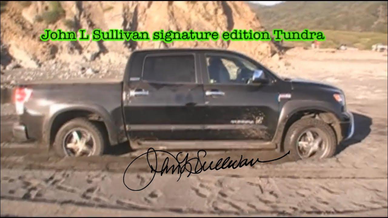Toyota Tundra 08 Lifted Off Road 4x4 John L Sullivan Signature Hd You