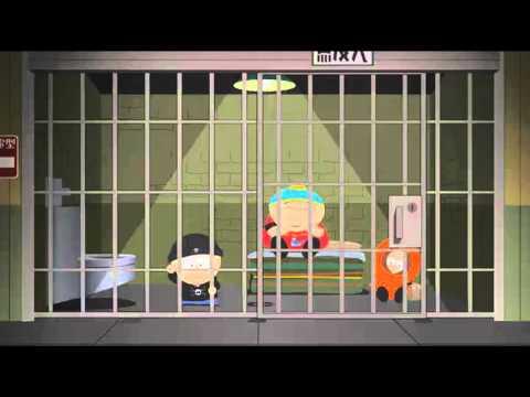 Картман в японской тюрьме!