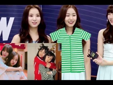 [ENG CC] Gfriend Savage 2Eunbi, kid-Sinb stay over at kid-Eunha's house, Ostrich Sowon