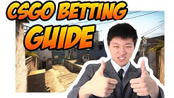 CSGO Betting Guide: How To Get Good At CSGO Betting
