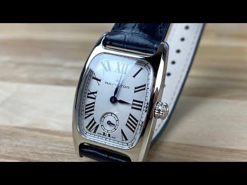 Hamilton Ladies Boulton (gift Watch, She Will Love It)